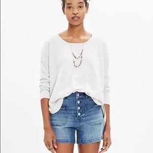 Madewell Clearweather Sweater
